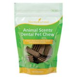 Animal Scents Essential Oil Dental Pet Chews for Dogs and Cats