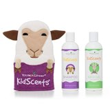 KidScents® Childrens Essential Oil Holiday Bath Set