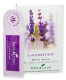 Lavender Essential Oil (Lavandula angustifolia) Sample Packs