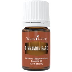 Cinnamon Bark Essential Oil (Cinnamomum verum) 5 ml