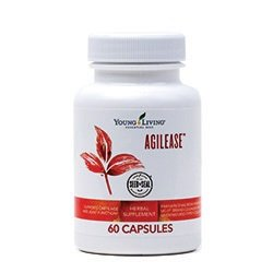AgilEase Essential Oil Joint Health Supplement 60 Capsules