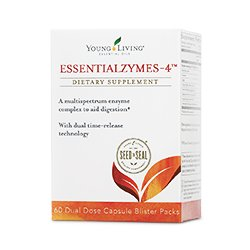 Essentialzymes 4 Digestive Enzymes Supplement Pack