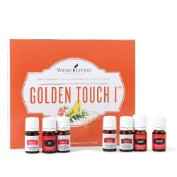 Golden Touch Essential Oil Collection