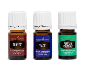 Essential Oil Holiday Gift Collection