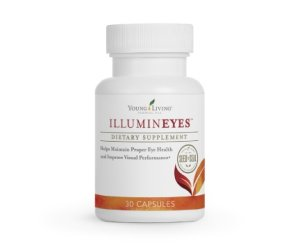 IlluminEyes Essential Oil Eye and Skin Support Supplement 30 Capsules