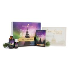 Northern Lights Black Spruce Essential Oil Kit (Picea mariana)