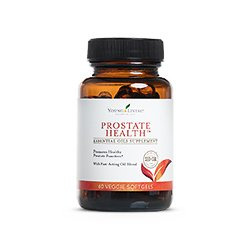 Natural Prostate Health Essential Oil Supplement