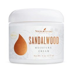 Sandalwood Essential Oil Antiaging Moisturizer for Face