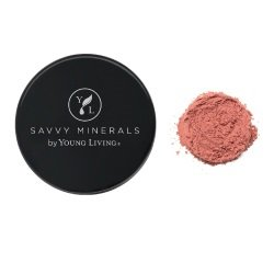 Savvy Blush Natural Mineral Makeup Passionate by Young Living