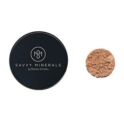 Savvy Bronzer Natural Mineral Makeup Crowned All Over by Young Living
