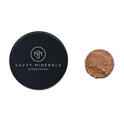 Savvy Bronzer Natural Mineral Makeup Summer Loved by Young Living