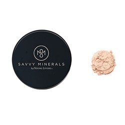 Savvy Foundation Powder Natural Mineral Makeup Cool No 3 by Young Living