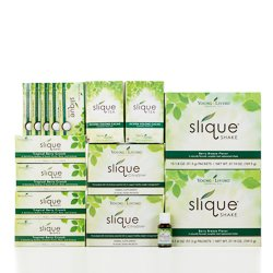 Slique Complete Kit for Natural Herbal Weight Loss