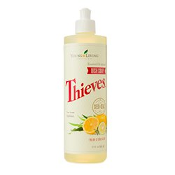 Thieves Essential Oil Natural Dish Soap
