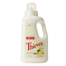 Thieves Essential Oil Laundry Soap Detergent  32 oz