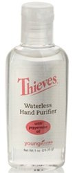 Thieves Essential Oil Waterless Hand Sanitizer 3 Pack